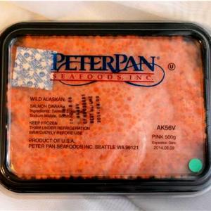 Красная икра Peter Pan USA (Питер Пен, США, 500гр.)