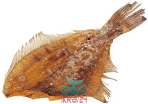 Камбала Йорж (Мурманська) в'ялена риба