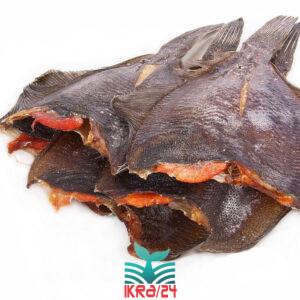 Камбала ікряна (Далекосхідна) в'ялена риба