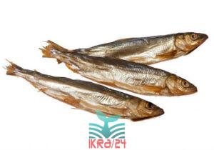 Омуль байкальский в'ялена риба