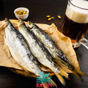 Сіг (Байкальський) в'ялена риба