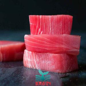 Риба червоний Тунець в'ялений Баликова частина Мохаму